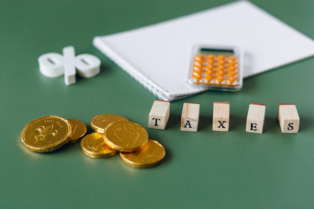 daně procenta