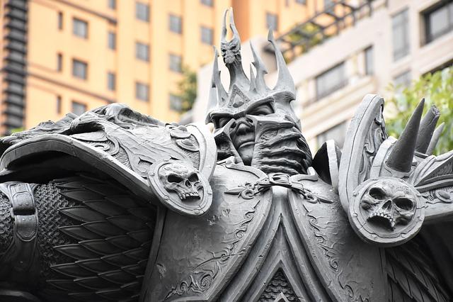 socha Lich Kinga