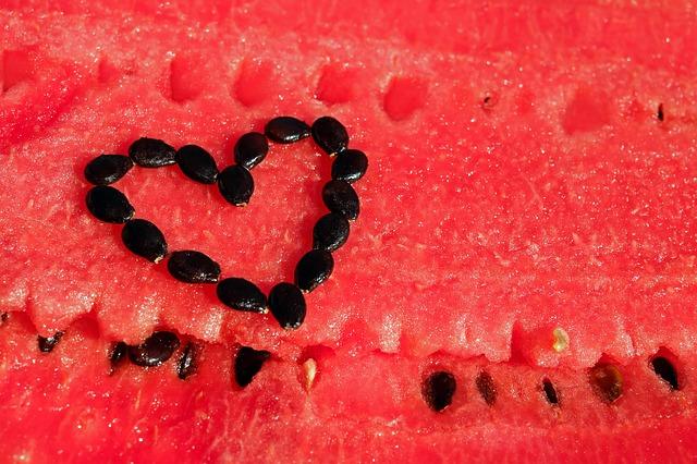 Melounová semínka