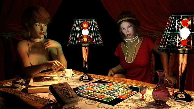 Tarot kartářka