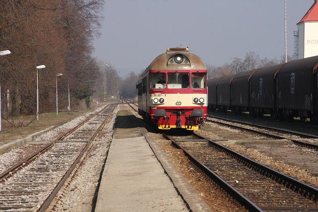 starší vlak