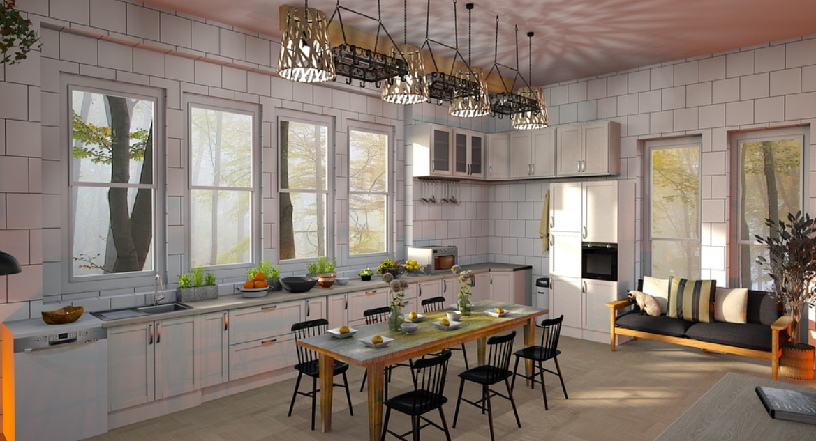 Kuchyňské lustry