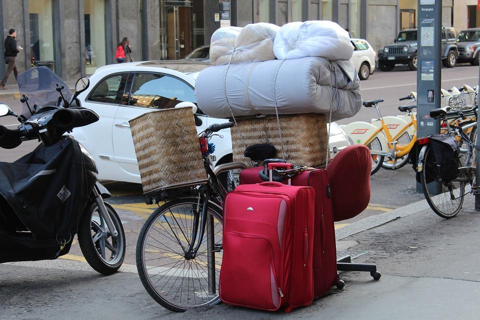 Hladce proběhlé stěhování